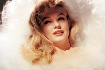 A Timeless Beauty: Marilyn Monroe / Good Bye Norma Jean ! Forever Young / by Kathy Wallace