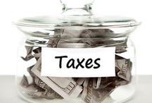 Tax Season Tips / Tips on how to prepare and get through tax season! / by Leslie Tayne - Tayne Your Debt