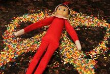 Elf on The Shelf (Christmas) / by Jennifer Rikard