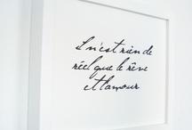 • wall text • / by Geertje van Berlo