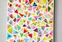 Art Projects and Art Appreciation for Kids / Great art projects and fun ways to teach art appreciation!