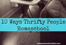 Homeschool for the Frugal Family / by Jennifer Rikard