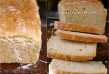 Recipes- Gluten Free Breads / by Jennifer Rikard