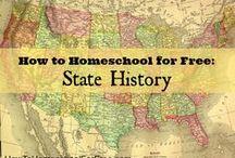 Homeschool-  History / by Jennifer Rikard