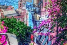 Italia / Some day...soon! / by Vicki Rathman Lehr