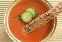 Mary Makes Dinner: Soups / by Mary Helen Leonard