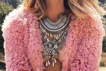 Afro/Bohemian/Crystal Accessories