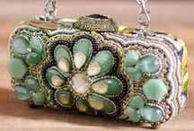 Clutch Love / Elegant and Fun Evening Bags / by Kathy Wallace