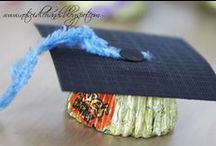 Graduation Party Ideas / Ideas for graduation parties.  Favors, food, and graduation gift ideas.