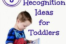 Toddler Time / Great activities for those busy toddlers!