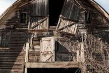Old Barn Charm / Forgotten & Still Standing / by Kathy Wallace