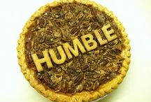 Humble Pie / Anyway you slice it, it's a terrible ego ! / by Kathy Wallace