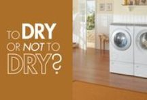 Laundry Room Tips / From stain removal to sorting...we've got you covered. / by Mr. Appliance Corp.