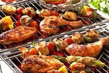 Cooking on the Grill / Fire up the grill for something yummy. / by Mr. Appliance Corp.