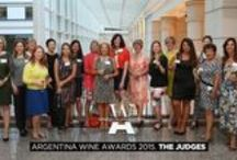 Argentina Wine Awards 2015 / Once again, and in order to evaluate and reward the quality and progress of Argentine Wine, Wines of Argentina hold the 9th edition of the Argentina Wine Awards, from 8-13 February 2015. The most important event in the agenda of the local wine industry.