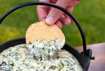 Delectable Dips / Dips for every occasion.  After all, nobody likes a plain ol' cracker or chip! / by Mr. Appliance Corp.
