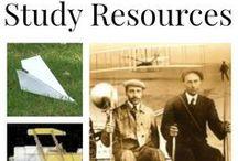 Unit Studies Resources for Homeschooling / Pre-made unit studies as well as resources to create your own unit studies.