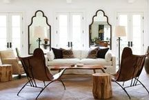 Living Rooms and Living Spaces / Living Rooms and Living Spaces
