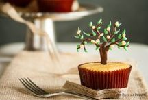 Dekorationsideen für Torten und Cupcakes / by Ninas kleiner Food-Blog