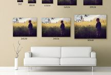 Photos & display ideas / by Sheena H.