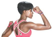 Work It Out / Fitness. Workouts. Fitspo. Weight loss. Routines. Videos. Cardio. Strength training. Intervals. HIIT. Tabata. Yoga. Pilates. Crossfit / by Efua Andoh
