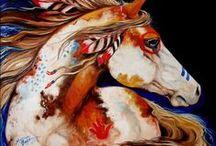 Horses, I've always loved them