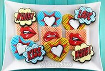 Decorated Cookies / by Nani Mosteo