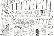 Typography | Lettering