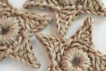crochet... crocheting...