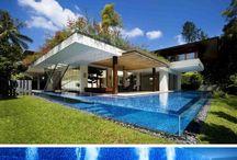 Dream Home Ideas / by Nicole Ishii-Skadburg