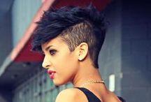 Hair / Hair, Fashion, Color