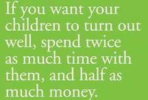 Kids: Raising Kids / Raising kids / by Sarah Boyce Collier