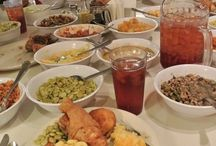 SOUL FOOD TABLE / Southern soul food. / by A TASTE OF SOUTHERN SOUL