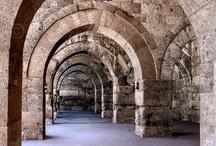 Arches, Passageways, etc