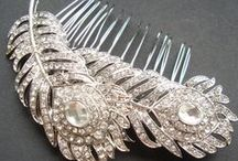 Accessories / Here are some beautiful and inspiring bridal headpieces, jewelry, and veils. A perfect way to accessorize and personalize your bridal look. Please Note: Images do not represent the entire in store collection.