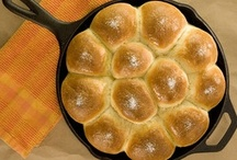BREADS, BISCUITS, SWEET ROLLS AND HOE CAKES / by A TASTE OF SOUTHERN SOUL