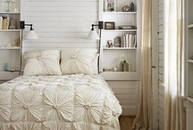 Bedrooms / Inspiration for decorating bedrooms.