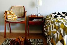 My Flat / Living in 50's harmony :) / by Betty Morley