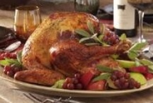 THANKSGIVING RECIPES / by A TASTE OF SOUTHERN SOUL
