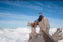 January 2013 Women's Photo Contest / #stegermukluks  #mukluks  #outdoors