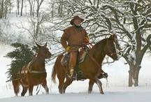 January 2013 Men's Photo Contest / #stegermukluks  #mukluks  #hunting  #outdoors  #dog-sledding