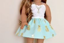 Doll Clothes I Love / All of my favorite doll clothing!