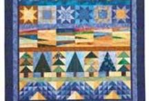 Quilts: Row Quilts