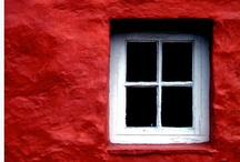 Red is the Color of... / by Pam Kozar