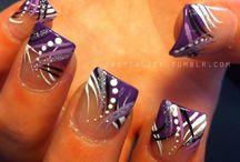 Nails / by Nicole Ishii-Skadburg
