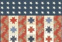 Quilts: Red White Blue