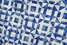 Quilts: Churn Dash