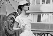 Classic Beauty / Being a lady never goes out of style... #Vintage Style