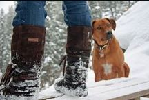 Quetico's / Tall & Short all leather Quetico's for Men & Ladies