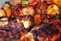 iLove Caribbean Eats & Treats / Caribbean Cuisine  / by Altonia Fowler-Dugar